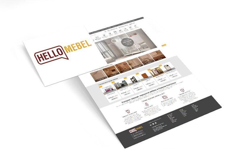 Интернет магазин мебели Хелло мебель